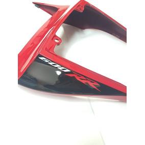 Carenagem Traseira Honda Cbr 600rr 2006-2013 Vermelha