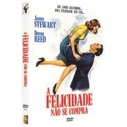 A Felicidade Não Se Compra - Dvd - James Stewart