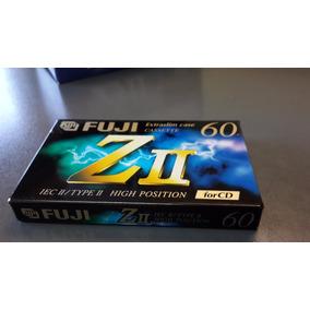 Cassette Cromo Fuji Zii 60min