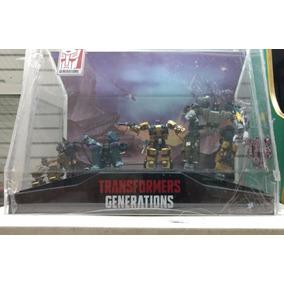 Transformers Generations Set 10 Pzs Bruticus Maqueta Nuevo