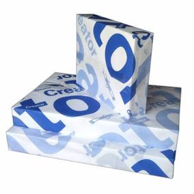 Papel Couche Brillante 1500 Hojas Carta 130 Gr