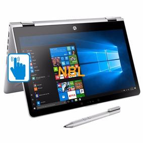 Notebook Hp 14-ba001la Pavilion X360 I3 500gb Win10 Martinez