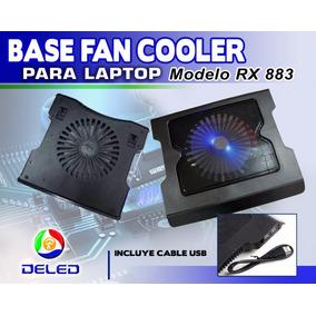 Base Fan Cooler Para Laptop - Modelo Rx 883