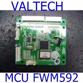 Philips Placa Mcu Som Philips Fwm592 Nova Original