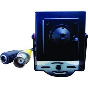 Mini Camera Pin Hole Ccd Sony Effio-e 1/3 700 Linhas 3,7mm