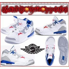 huge discount c0d42 84965 Tenis Nike Air Flight Jordan 100% Originales Cero Replicas · 2 colores