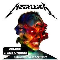 Metallica - Hardwired..to Self-destruct - (3cd- Deluxe)