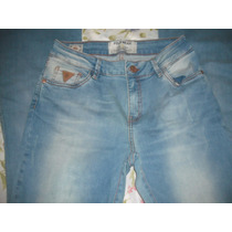 Calça Jeans Flare Polo Wear Verão 2016 Cós Alto Tam 38