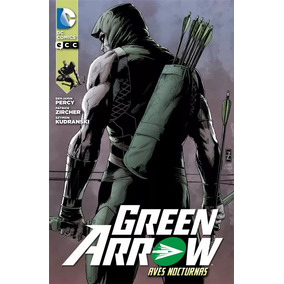 Green Arrow Aves Nocturnas