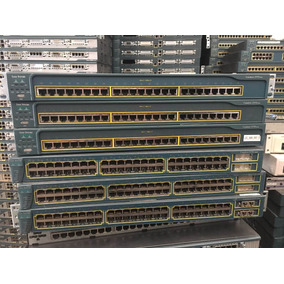 Switch Cisco Catalyst 2950 24 Puertos