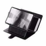 Lente Mini Projetor De Videos Amplia Imagem Celulares S6 S7
