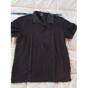 Franela Chemise Camisa Original Calvin Klein Negra T M
