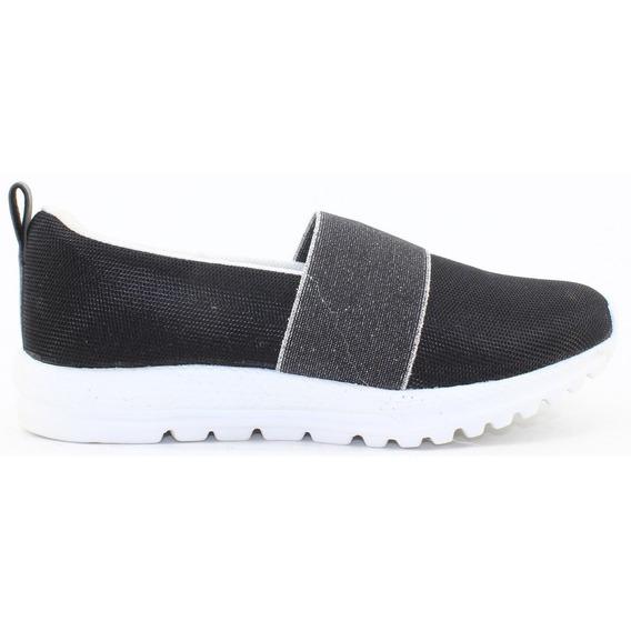 Zapatillas Dama Mujer Comodas Livianas Elastico Promo Yoli