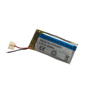 Bateria Ipod Nano 6 6ª 6a 6g Geração Apple Apple Relogio
