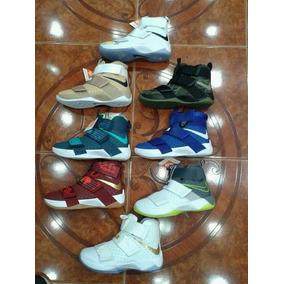 Zapato Nike Soldier X 10 Original Huarache Irving Hyperdunk