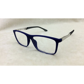 1c60a99c372cf Armacao Oculos De Grau Quadrado Masculino - Calçados, Roupas e ...