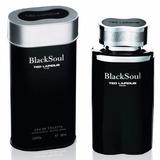 Ted Lapidus Black Soul Eau De Toilette 100ml Perfume Hombre