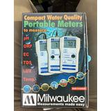Medidor De Ph Portátil Milwaukee Mw102