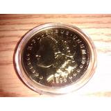 Replica Medalla Morocota Siglo 19. Double Eagle Aguila Doble