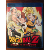 Blu-ray Dragon Ball Z La Batalla De Los Tres Super Saiyajin