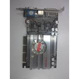 Placa De Video Geforce Fx5200 128mb Ddr Dvi Tv Vga Agp