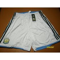 Short Seleccion Argentina Oficial Adidas
