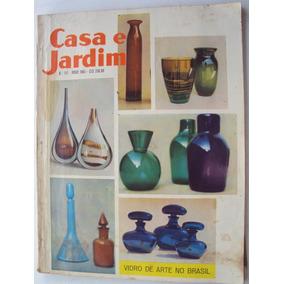 Revista Casa E Jardim Nº112 - Mai 1964 - Edit. Monumento - W