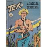 Tex 55 (vecchi - 1a Edição - 1975) - A Batalha Sangrenta