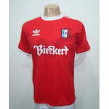 Camiseta Deportivo Español Retro 1984 Bieckert