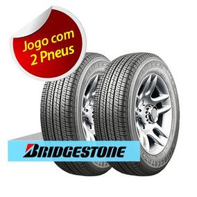 Kit 2 Pneu Bridgestone 215/65r16 Dueler H/t Ii 684 98t