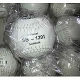 Pelota Softball Tamanaco Sb-120i Bolsa Chillona