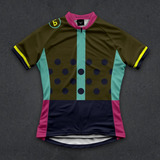 Jersey Ciclismo Mujer Twin Six The Leadout Varias Tallas