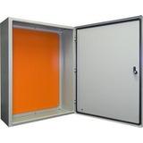 Caixa Hermetica Quadro Outdoor Painel Comando 500x500x250mm