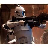Star Wars Clone Trooper Geonosis Episodio 2 Arena Js B