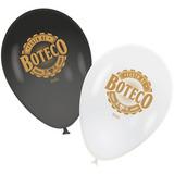 25 Balões Bexigas Festa De Boteco Festa Tematica