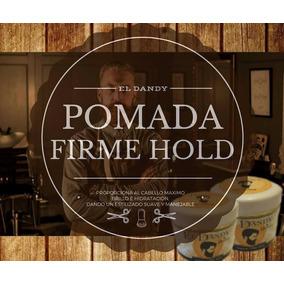 Dandys Pomada Firme Hold A Base De Agua Barberia Barber Shop