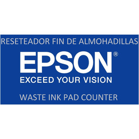 Reset Allmohadillas Para Impresoras Epson Series L