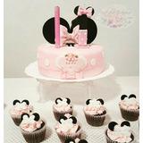 Tortas Decoradas Infantiles, 2 Kg Y Medio + 12 Cupcakes.