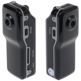Mini Dv Filmadora Hd Camera Espia 5.0 Mp Detecta Movimento