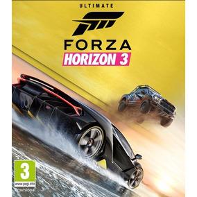 Forza Horizon 3 Ultimate + Passe De Expansão Pc W10 Online