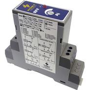 Kit Com 5 Relés Falta Fase Trifásico 380v S/ Neutro Din 35mm