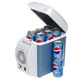 Geladeira Cooler Carro 7,5l Esfria/aquece - Envio Rápido