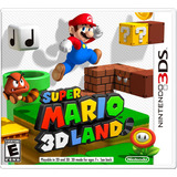 Juegos Digitales 3ds Mario 3d Land!!!! 3ds!!!