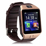 Reloj Touch Smartwatch Dz09 Led Bluetooth Samsung Iphone Htc