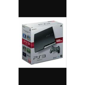 Play 3 320 Gb +18 Juegos+ Disco Rigido Externo +2 Joystick