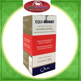 Boldenona Equi-boost 50ml - Original! Val: 12/2019