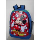 Bolso Morral Escolar Mickey Mouse Disney (niño)