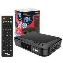 Conversor Receptor De Tv Digital Hd C/ Filtro 4g Sc1001 Pix