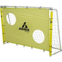 Porteria Soccer Futbol Para Juvenil-brava- Entrenamiento