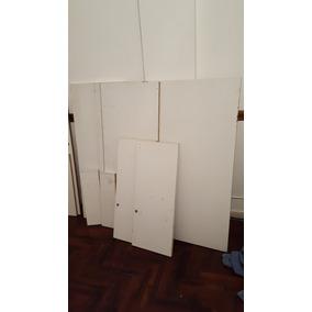 Placas De Madera Blancas